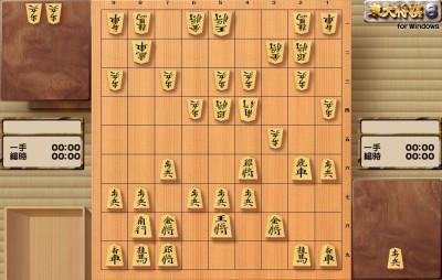 相掛かりの▲4六銀型急戦