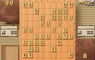 双方の棋力が同じでここまで組めたら、油断しない限り「勝ち」です